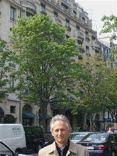 Prince de Galles Paris
