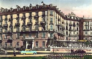 Hotel Beau Rivage, Genf