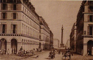Hôtel Continental Paris, 1878
