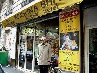 Les deux magots for Krishna bhavan paris