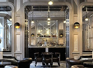 Connaught Bar, The Connaught