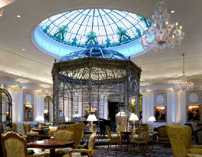 Thames Foyer, The Savoy