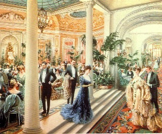 The Palm Court, 1906