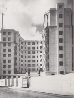 The Dorchester, 1931