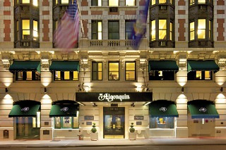 Algonquin Hotel, New York